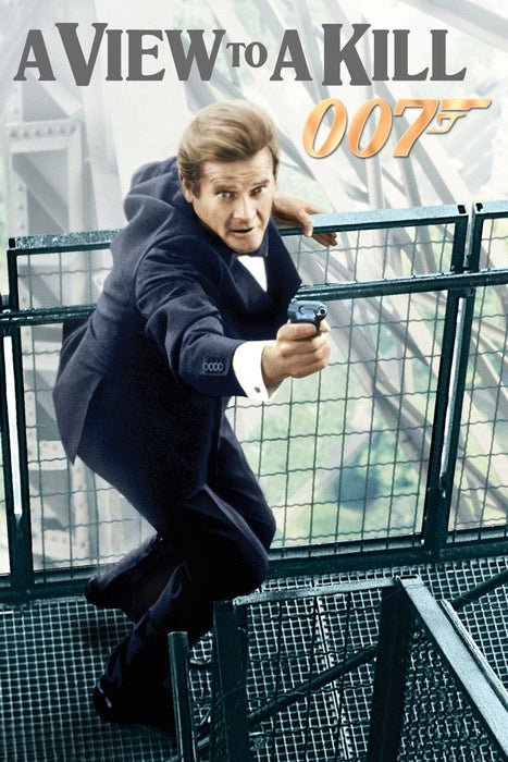 007: A View to a Kill 1985