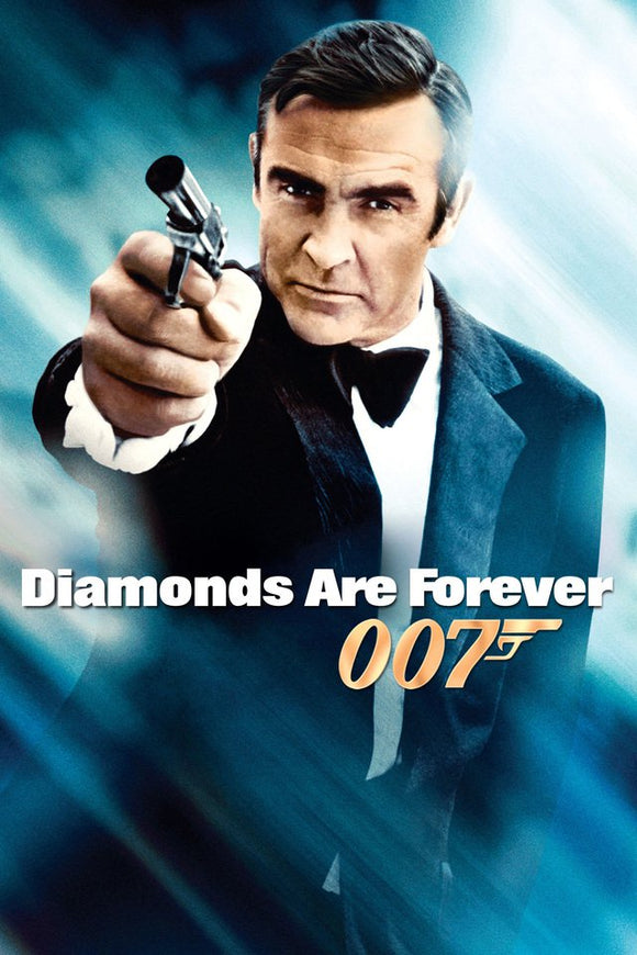 007: Diamonds Are Forever 1971