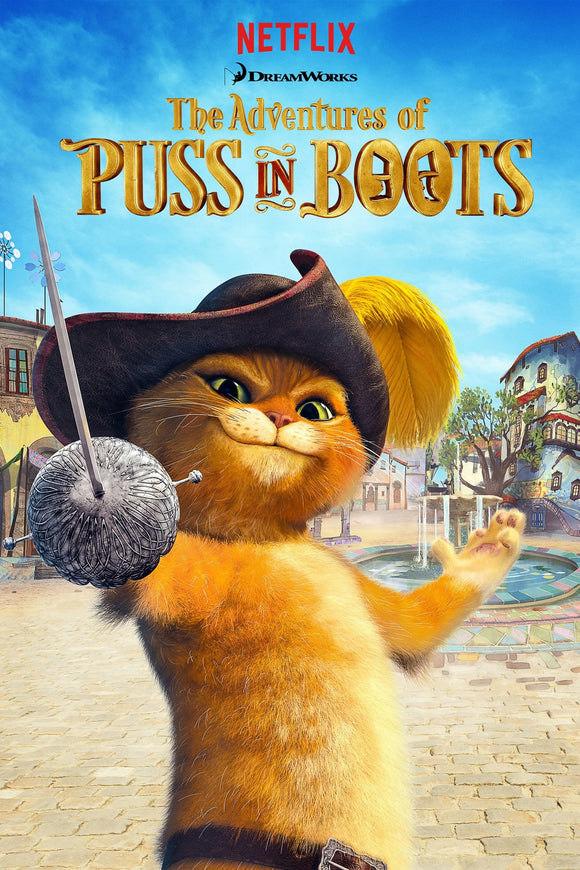 The Adventures of Puss in Boots Season 1 2015