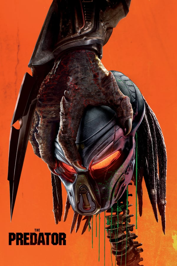 The Predator 2018