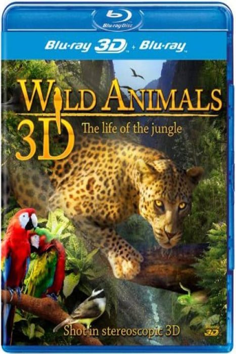 Wild Animals: The Life of the Jungle 2012