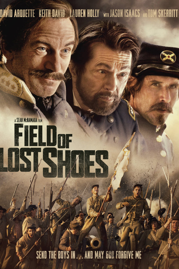 Field of Lost Shoes 2015