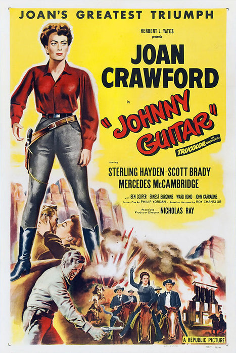 Johnny Guitar 1954
