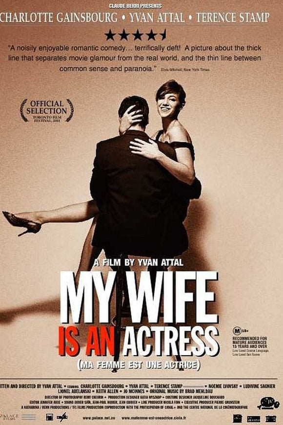 My Wife Is an Actress (Ma femme est une actrice) 2001