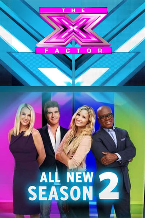 The X Factor Season 2 2012