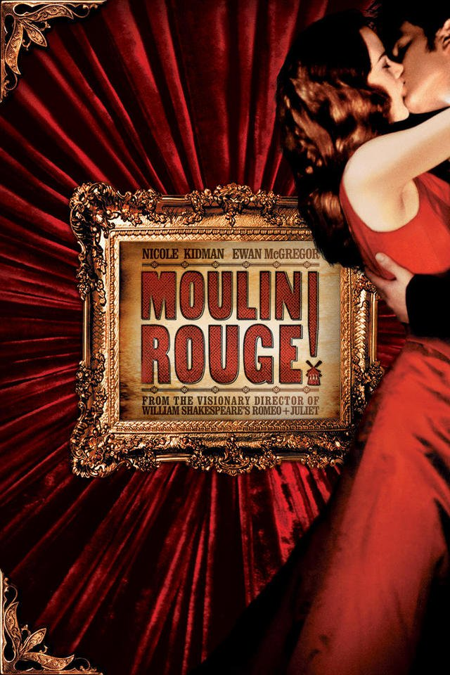 Moulin Rouge 2001