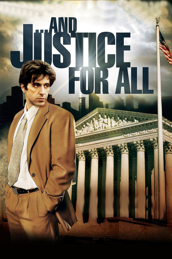...And Justice for All 1979