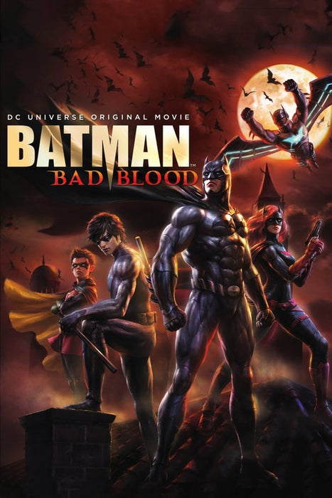 Batman: Bad Blood 2016