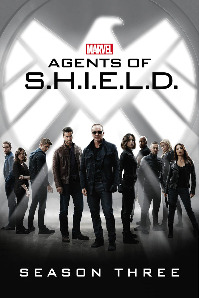 Agents of S.H.I.E.L.D. Season 3 2015