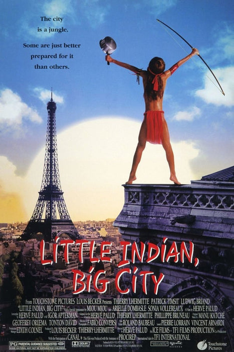Little Indian, Big City (Un indien dans la ville) 1994