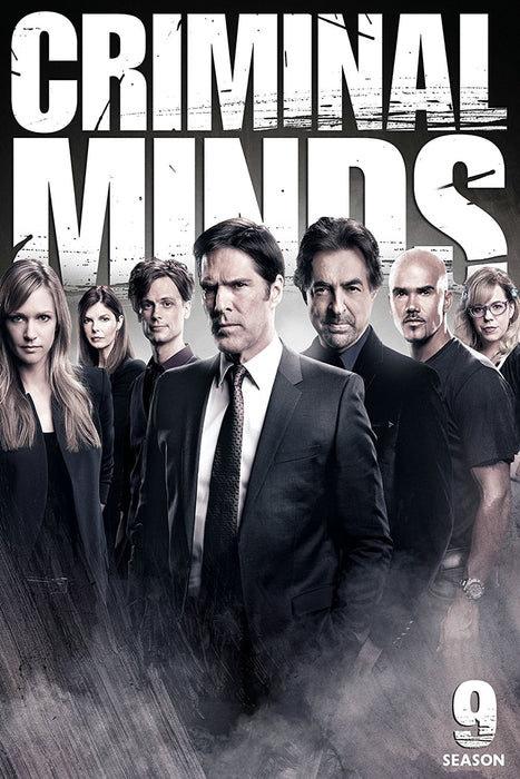 Criminal Minds Season 9 2013