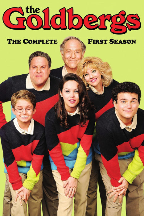The Goldbergs Season 1 2013