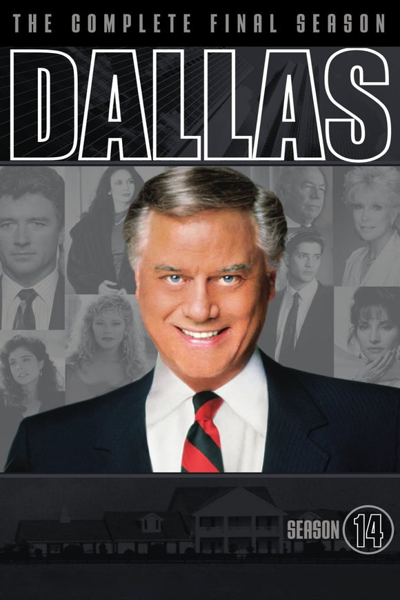 Dallas Season 14 1990
