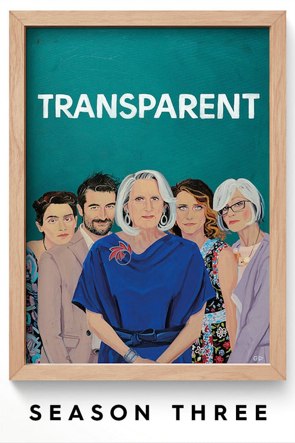 Transparent Season 3 2016