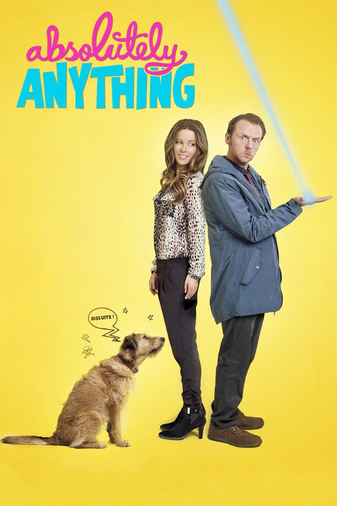 Absolutely Anything 2015