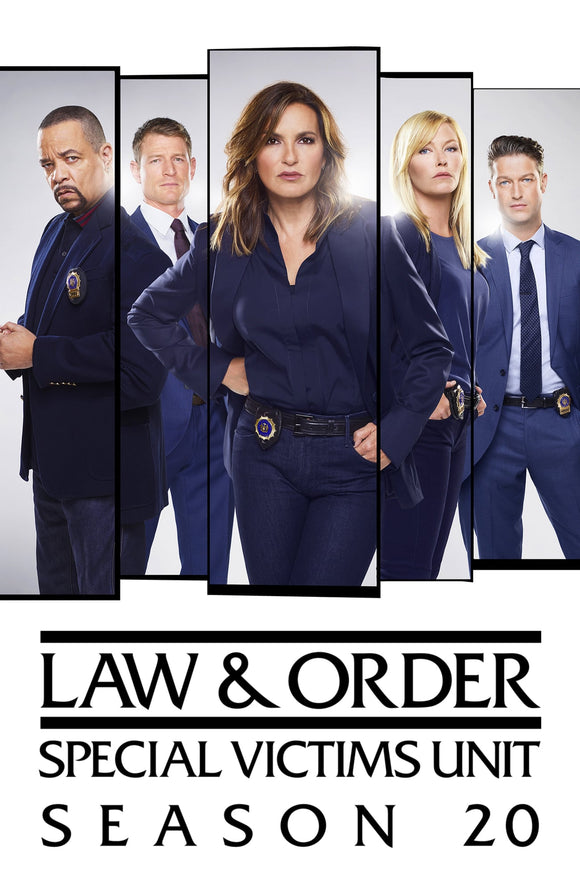 Law & Order: Special Victims Unit Season 20 2018