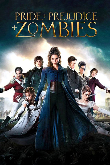 Pride and Prejudice and Zombies 2016