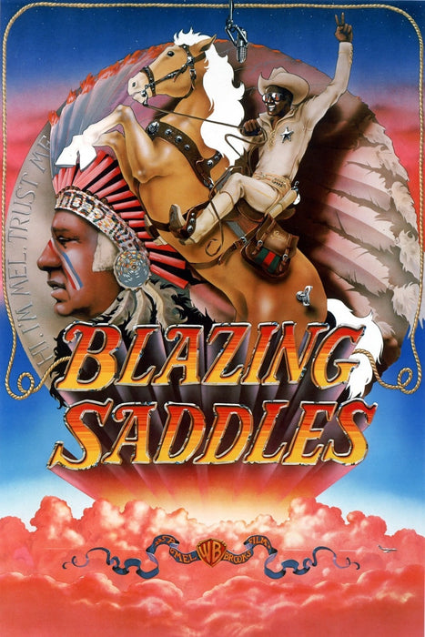 Blazing Saddles 1974