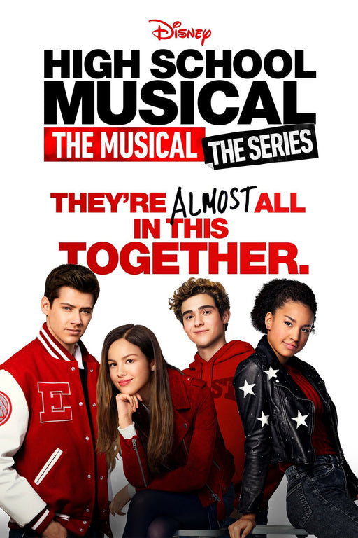 High School Musical: The Musical: The Series Season 1 2019