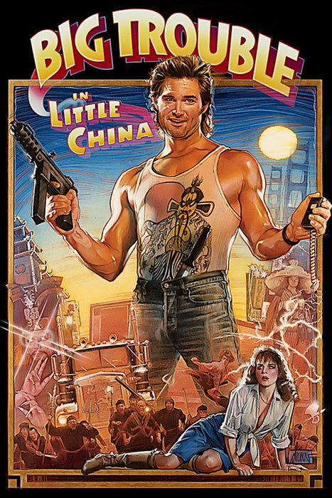 Big Trouble in Little China 1986