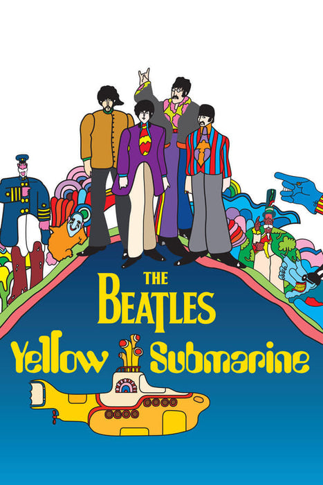 The Beatles: Yellow Submarine 1968