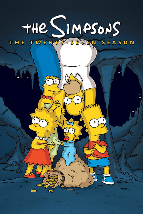 The Simpsons Season 27 2015