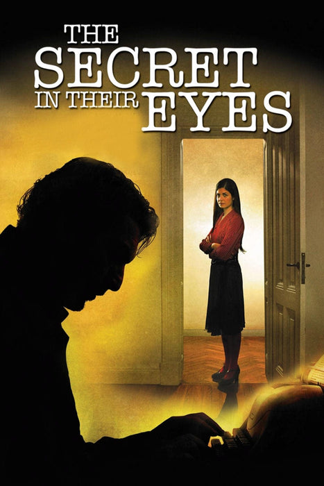 The Secret in Their Eyes - El secreto de sus ojos 2009