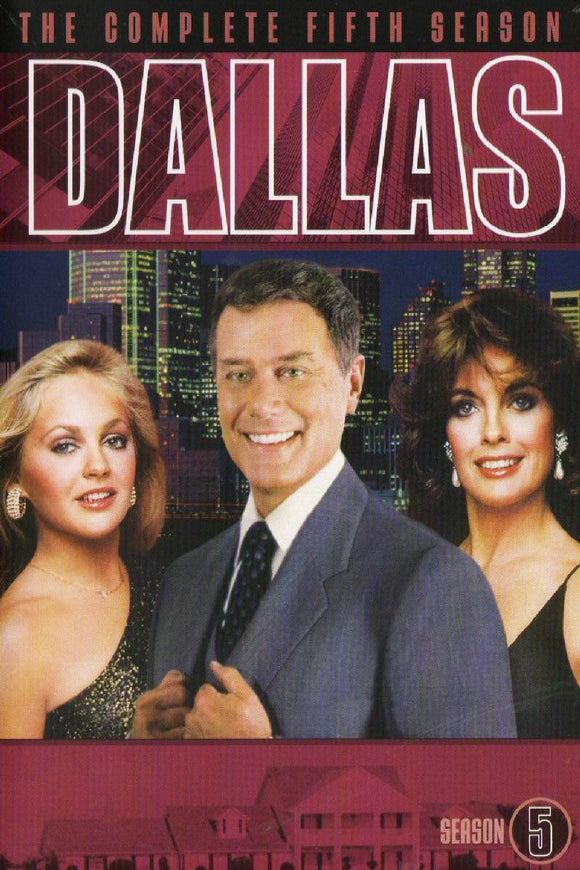 Dallas Season 5 1981