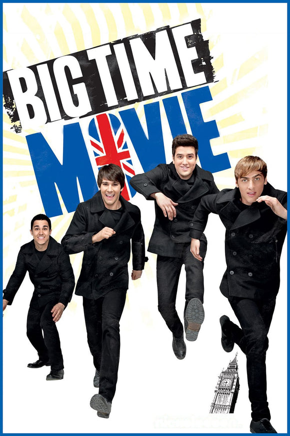 Big Time Movie 2012