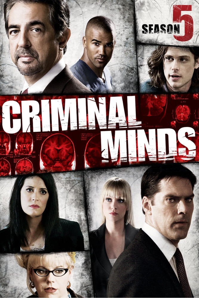 Criminal Minds Season 5 2009