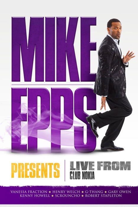 Mike Epps: Live from Club Nokia 2011