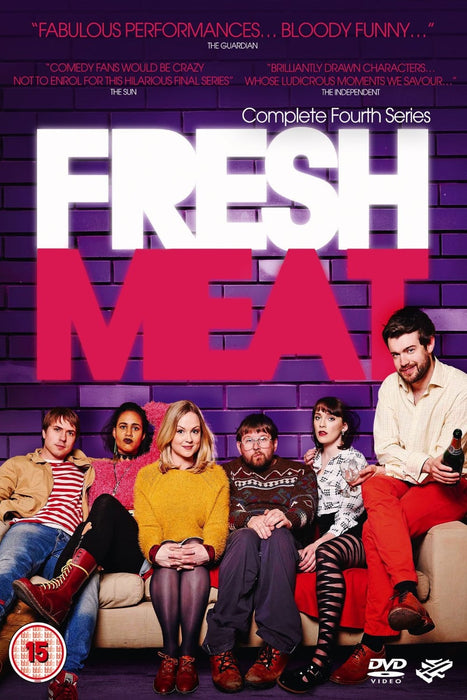 Fresh Meat Season 4 2016