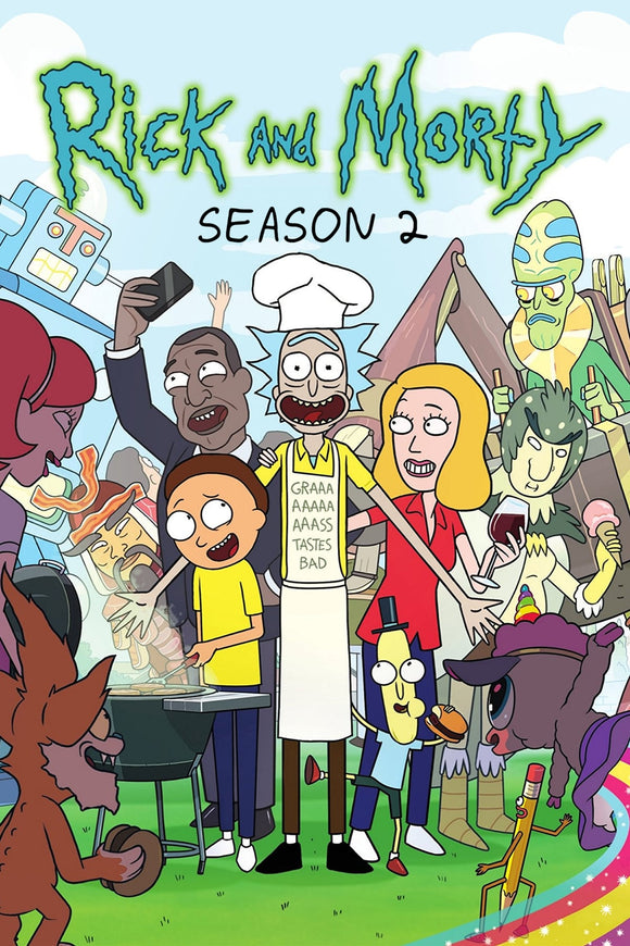 Rick and Morty Season 2 2015