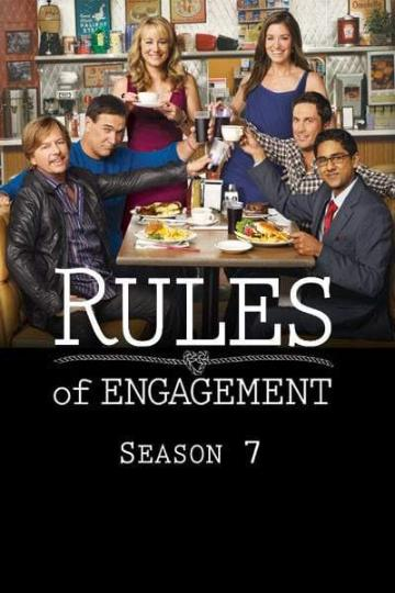 Rules of Engagement Season 7 2013