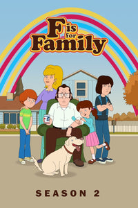 F Is for Family Season 2 2017