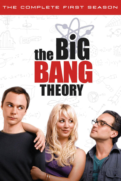 The Big Bang Theory Season 1 2006