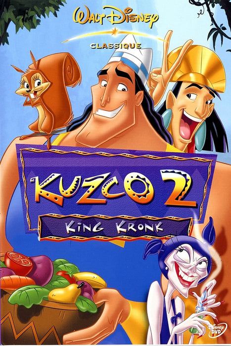 Kuzco 2: King Kronk 2005