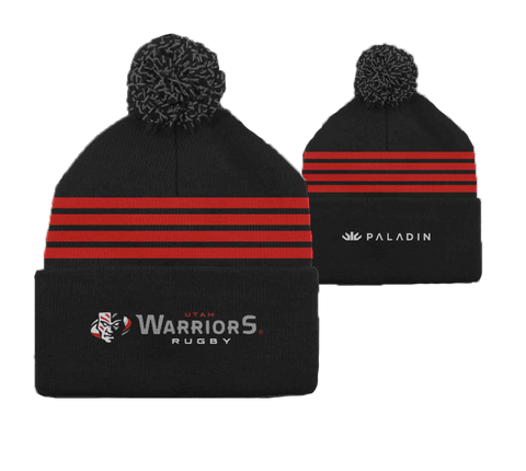 Utah Warriors Paladin Beanie