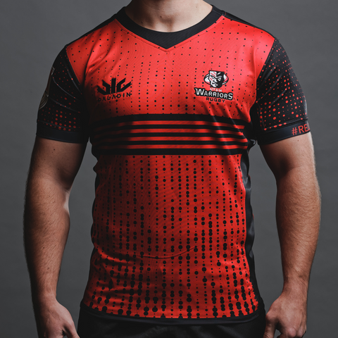 "OFFICIAL 2020 ""RELOADED"" WARRIORS REPLICA AWAY JERSEY"