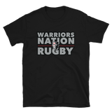 Warriors Nation Rugby Short-Sleeve Unisex T-Shirt