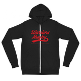 Warriors Rugby Womens zip hoodie