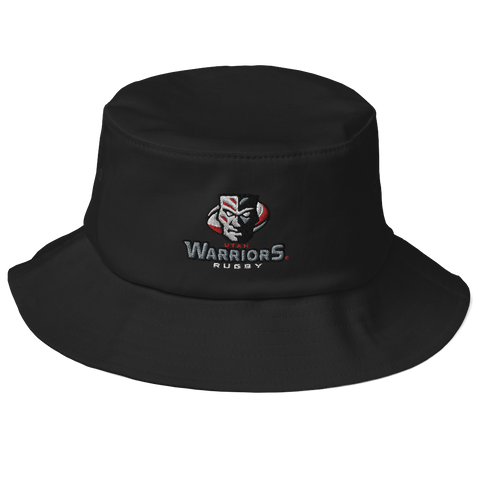 Warriors Old School Bucket Hat