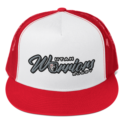 Warriors Summer Trucker Cap