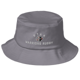 Warriors Rugby Old School Bucket Hat