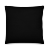 Utah Warriors Rugby Basic Pillow