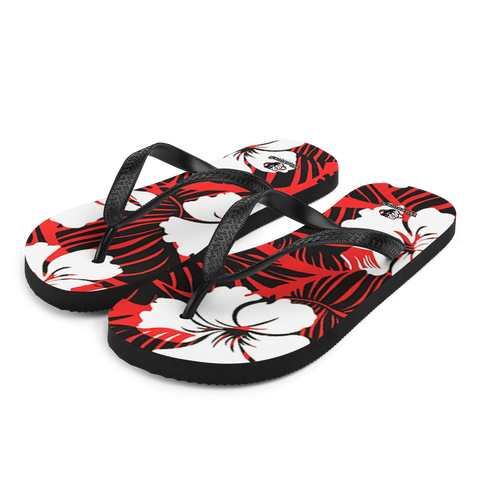 Warriors Summer Flip-Flops