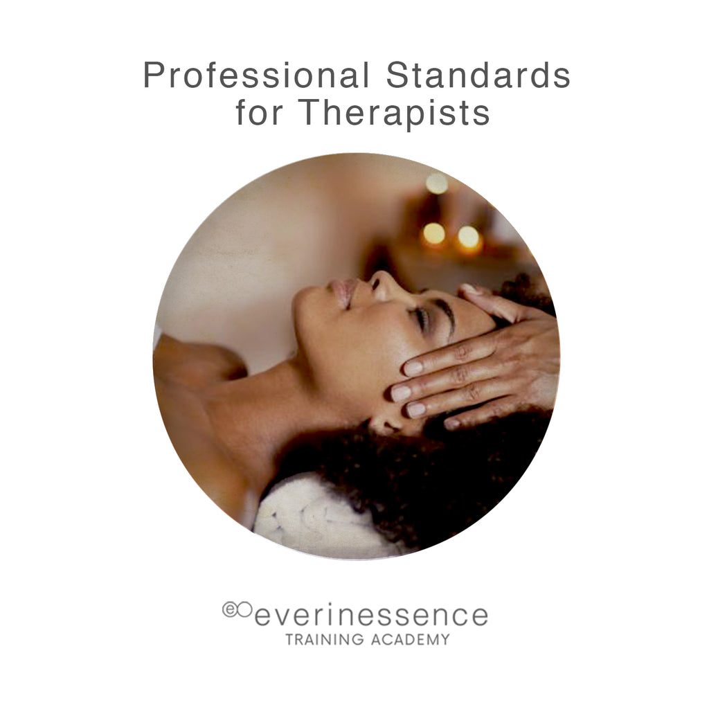 Professional Standards for Therapists
