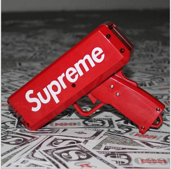 Supreme Cash Cannon