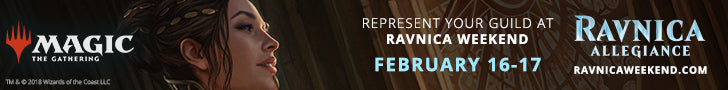 Ravnica Allegiance Weekend 16.2. - 17.2.