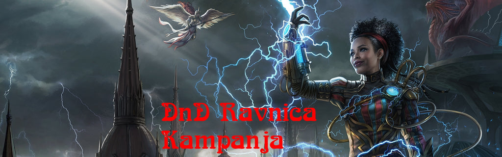 D&D Ravnica-kampanja osa 2: Of Fangs & Claws